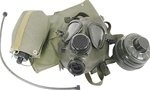 Romanian Army M85 Gas Mask