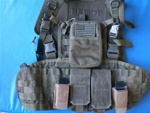 Blackhawk Chest Rig ESAPI Plate Carrier