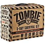 Zombie 3 Day Survival Disaster Preparedness Kit