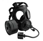 Korean Military Issue K1 Gas Mask
