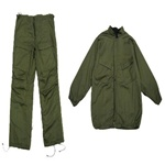 Army Chemical NBC protective carbon suit Kit