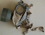 German Clora Model 31 Gas Mask