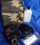 Polish  MP-5U Gas Mask Kit