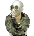 IP-5 Rebreather Gas Mask