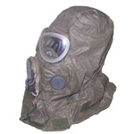 M10/M-17 Czech Gas Mask Hood