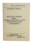 M17A1 Operators Manual TM3-4240-279-10