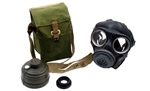 British Army Mk.1 Light Gas Mask Respirator Set