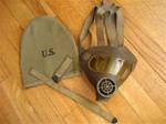 M2-2-1 Child Gas Mask