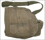 U.S. M17A1 Gas Mask Carrier Bag