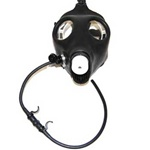 Israeli Youth Civilian Gas Mask with Drinking Hose