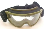 Desert Locust U.S. Military Goggle Kit, Foliage Green