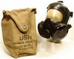 Navy Diaphragm (ND) Mark V gas mask