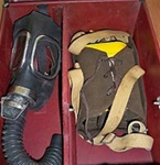 MSA All-Service Gas Mask