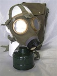 M76 Gas Mask and Filter