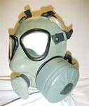 Military M9 Combat Service Gas Mask