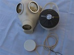 Israeli Z56 Gas Mask and Filter