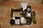 Russian/Soviet VPHR Chemical Weapon Detector