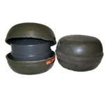 Swiss 40mm Gas Mask Canister