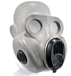 Grey Russian PBF Gas Mask