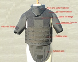 Arm Protection Level IIIA Bullet Proof Ballistic by Kejo