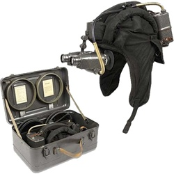 Czech - Russian Night Vision Goggles from the Cold War era. Model PNV-57