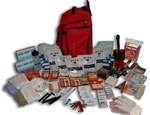 Guardian Deluxe Food Storage Survival Kits