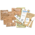 MRE Meals Ready To Eat - 12 full 1180 calorie meals including heater