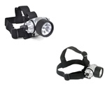 VIBE 9-LED Headlamp Light